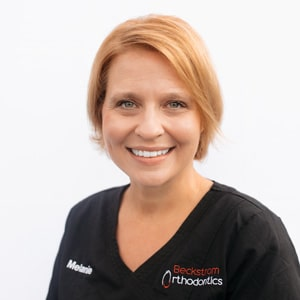 Melanie Staff Photo Beckstrom Orthodontics